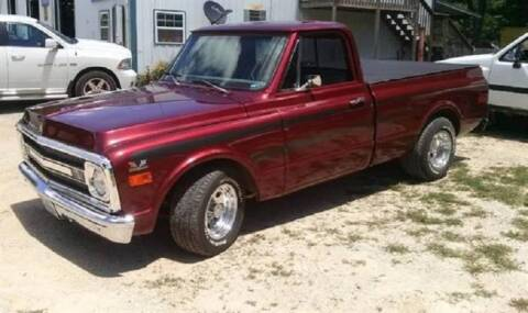 1969 Chevrolet C/K 1500 Series for sale at Haggle Me Classics in Hobart IN