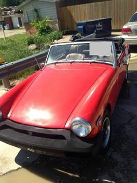 1978 MG MGB for sale in Hobart, IN