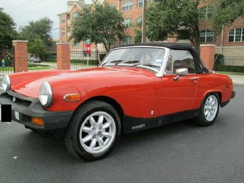 1977 MG Midget for sale in Hobart, IN