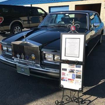 1987 Rolls-Royce Silver Spur for sale in Hobart, IN