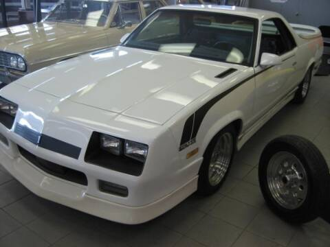 1986 Chevrolet El Camino for sale at Haggle Me Classics in Hobart IN