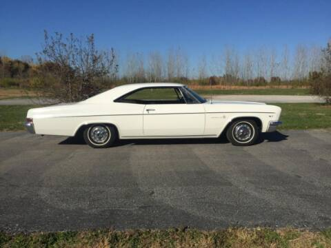 1966 Chevrolet Impala for sale at Haggle Me Classics in Hobart IN