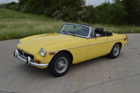 1974 MG B for sale at Haggle Me Classics in Hobart IN