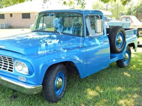 1962 International 1/2 Ton for sale at Haggle Me Classics in Hobart IN