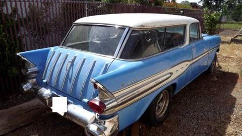 1957 Pontiac Safari for sale in Hobart, IN