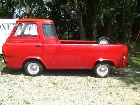 1962 Ford E-Series Cargo for sale in Hobart, IN