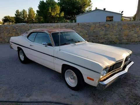 1975 plymouth duster for sale