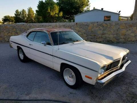 1976 Plymouth Duster for sale at Haggle Me Classics in Hobart IN