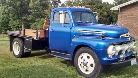 1951 Ford F-150 for sale in Hobart, IN