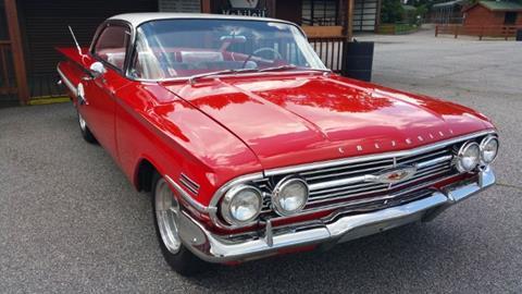 1960 Chevrolet Impala For Sale In New Lenox Il Carsforsale Com