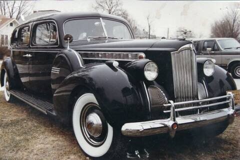 1940 Packard Touring Limousine for sale at Haggle Me Classics in Hobart IN
