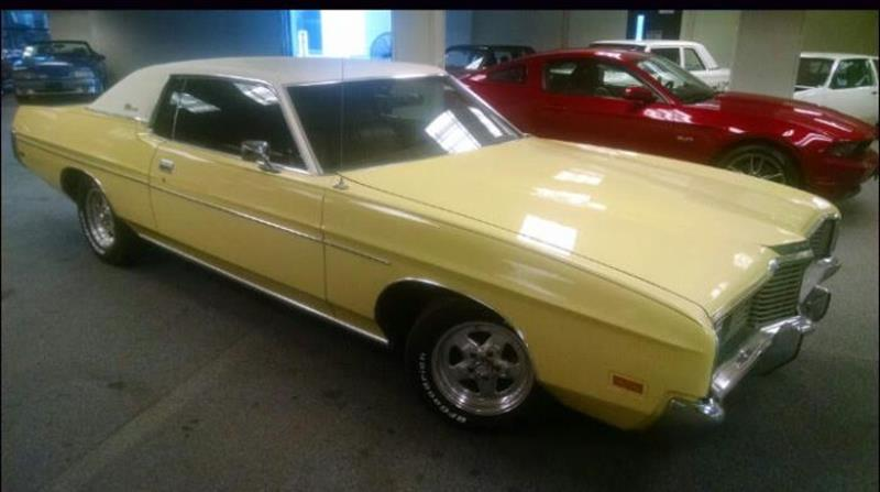 1972 ford galaxie 500 in hobart in haggle me. Black Bedroom Furniture Sets. Home Design Ideas