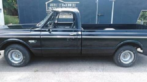 1970 Chevrolet C/K 1500 Series for sale at Haggle Me Classics in Hobart IN