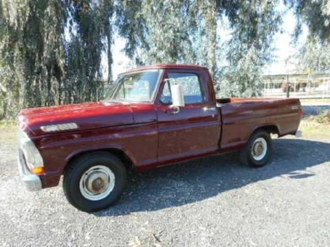 1970 Ford F-150 for sale at Haggle Me Classics in Hobart IN