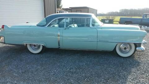 1954 Cadillac DeVille for sale at Haggle Me Classics in Hobart IN