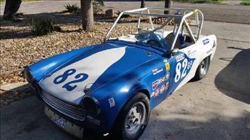 1964 Austin Healey Midget Mark II
