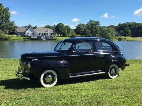 1941 Ford Deluxe for sale in Hobart, IN