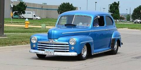 1948 Ford Super Deluxe for sale at Haggle Me Classics in Hobart IN