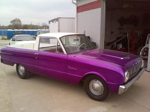 1963 Ford Falcon for sale in Hobart, IN