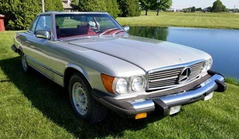 1978 Mercedes-Benz 450-Class for sale in Hobart, IN