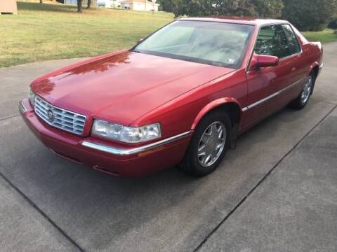 1998 Cadillac Eldorado for sale at Haggle Me Classics in Hobart IN