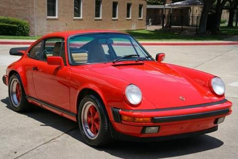 1988 Porsche 911 >> Used 1988 Porsche 911 For Sale Carsforsale Com
