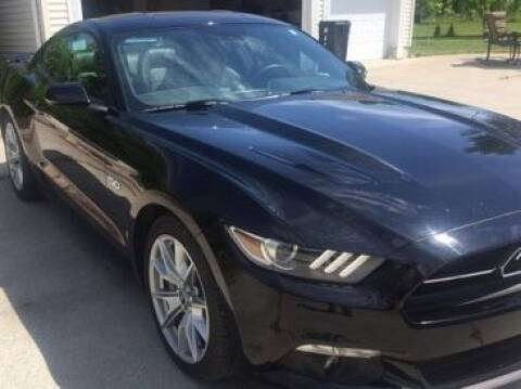 2015 Ford Mustang for sale at Haggle Me Classics in Hobart IN