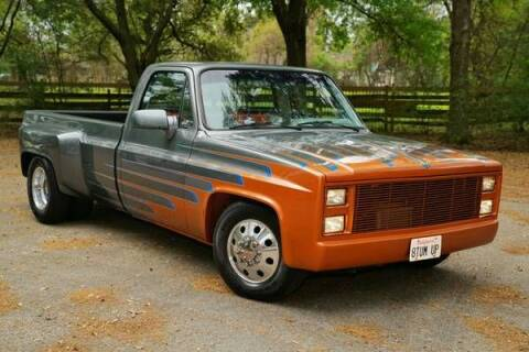 1973 Chevrolet C/K 20 Series for sale at Haggle Me Classics in Hobart IN