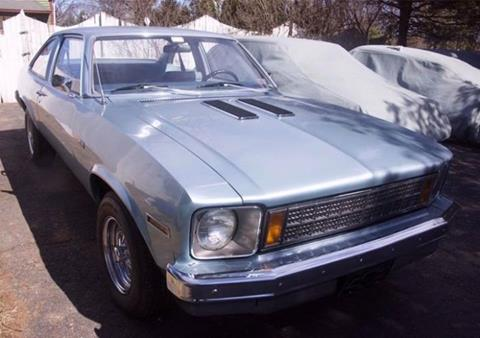 1977 Chevrolet Nova for sale in Hobart, IN