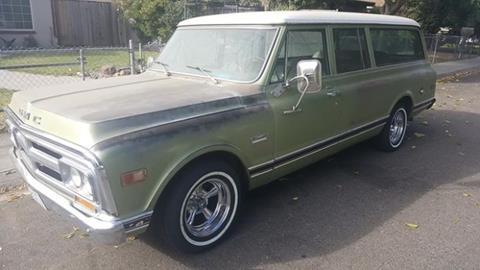 1969 GMC Suburban for sale in Hobart, IN