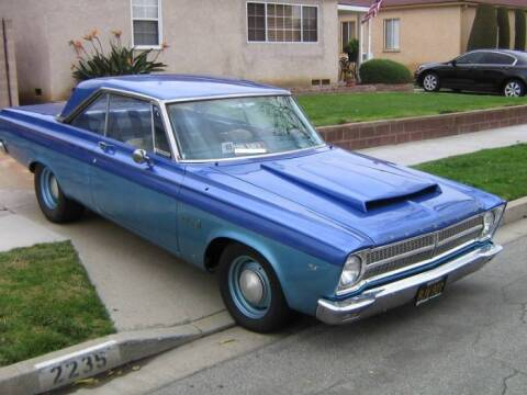 1965 Plymouth Belvedere for sale at Haggle Me Classics in Hobart IN