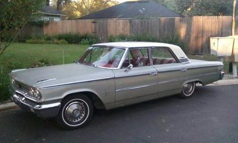 1963 Ford Galaxie 500 for sale in Hobart, IN