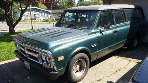 1972 GMC Suburban for sale in Hobart, IN