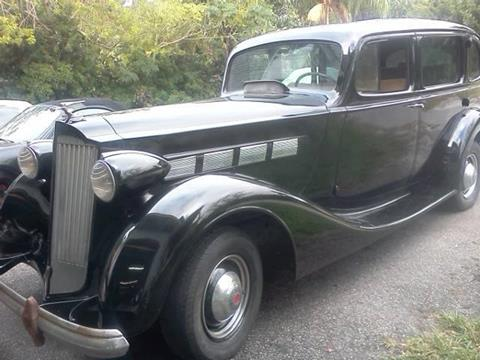 1937 Packard Super 8 for sale in Hobart, IN