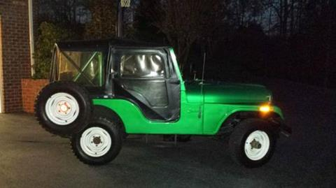 1974 Jeep CJ-5 for sale in Hobart, IN