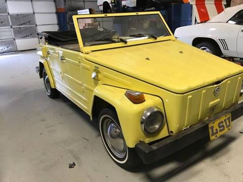 Volkswagen Thing For Sale >> Used Volkswagen Thing For Sale Carsforsale Com
