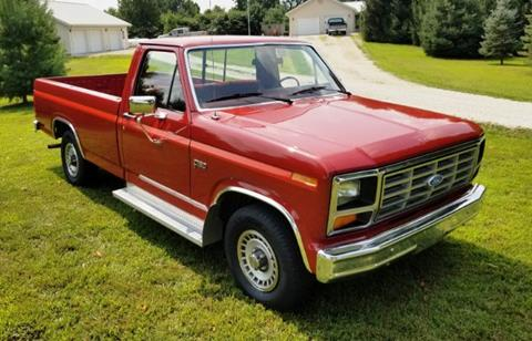 1984 Ford F-150 for sale in Hobart, IN