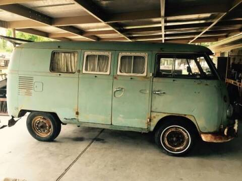 1964 Volkswagen Camper Bus for sale at Haggle Me Classics in Hobart IN