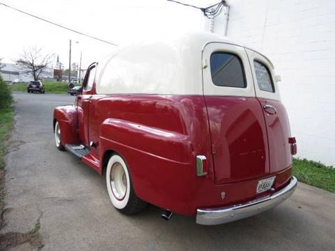 1948 Ford Panel Truck for sale in Hobart, IN