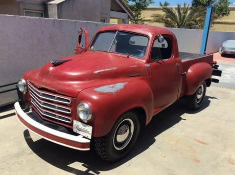 1952 Studebaker Pickup for sale in Hobart, IN
