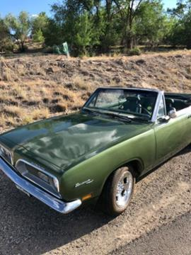 Used 1969 Plymouth Barracuda For Sale Carsforsale Com 174