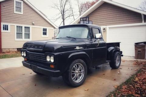 1959 Ford F-100 for sale in Hobart, IN