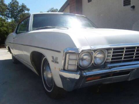 1967 Chevrolet Caprice for sale at Haggle Me Classics in Hobart IN