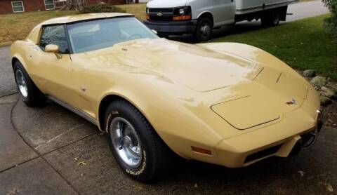 1977 Chevrolet Corvette for sale at Haggle Me Classics in Hobart IN