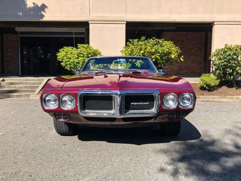 1969 Pontiac Firebird for sale in Hobart, IN