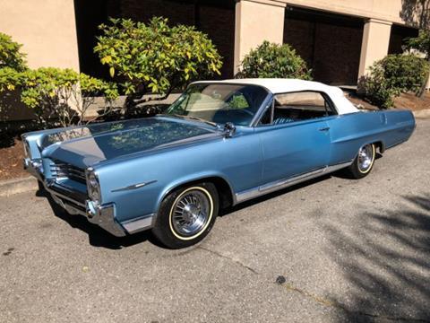 1964 Pontiac Bonneville for sale in Hobart, IN