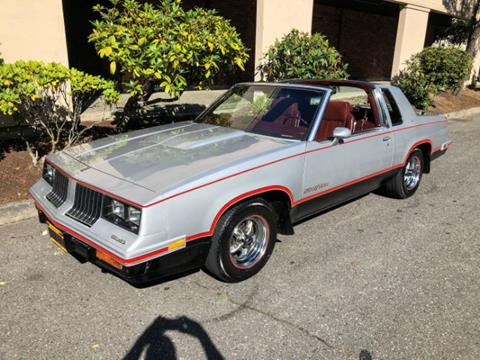 1984 Oldsmobile Cutlass for sale in Hobart, IN