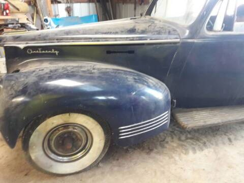 1941 Packard 120 for sale at Haggle Me Classics in Hobart IN