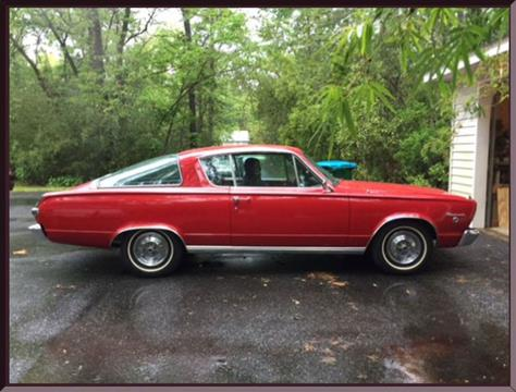 1966 Plymouth Barracuda for sale in Hobart, IN
