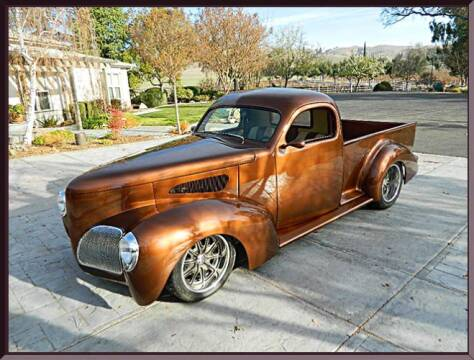 1939 Studebaker Pickup for sale at Haggle Me Classics in Hobart IN
